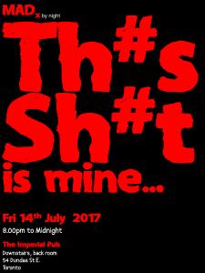 th#s sh#t is mine 13July2017